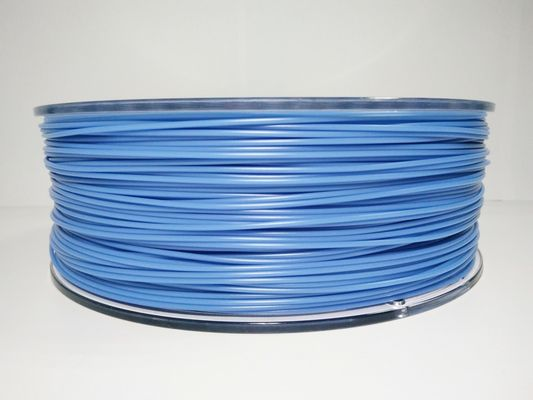 चीन 1.75mm White ABS 3D Printer Filament - 1kg Spool (2.2 lbs) - Dimensional Accuracy +/- 0.03mm वितरक