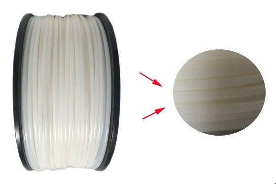 चीन 1.75mm / 2.85mm HIPS Filament For Makerbot 3D Printer , ABS / PLA / HIPS 3D Filament फैक्टरी